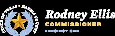 Commissioner Rodney Ellis